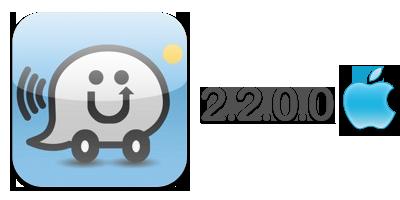 waze 2.2.0.0 для iPhone